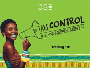 Trading 101 JSE LeaderEX presentation by Petri Redelinghuys 4 September 2018