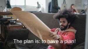 Petri Redelinghuys Traders game plan